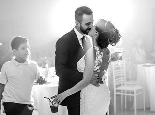 O casamento de Naiara e Andre