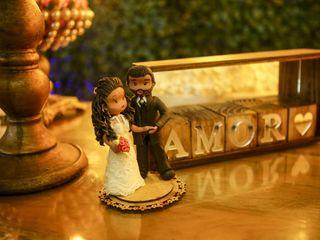 O casamento de Giselle e Gustavo 2