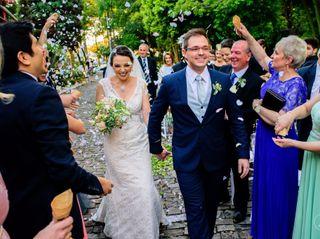 O casamento de Thayse e Rafael