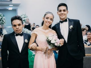 O casamento de Clecia e Anderson 3