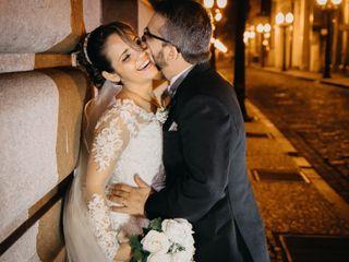 O casamento de Clecia e Anderson
