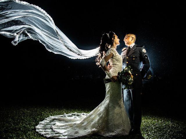 O casamento de Raiany e Ivan