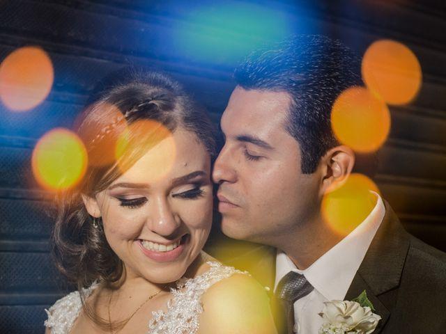 O casamento de Gislene e Ricardo
