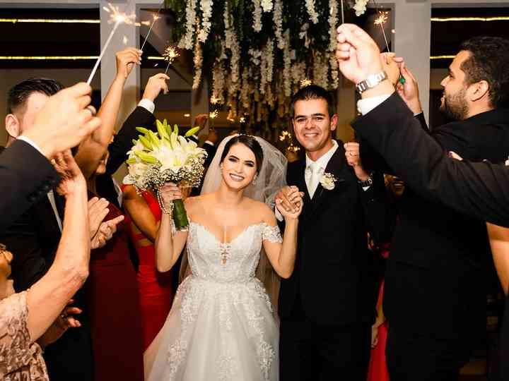 O casamento de Thalita e Vilson