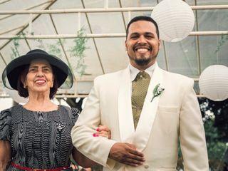 O casamento de Núbia Bento e Hugo Ribeiro 1