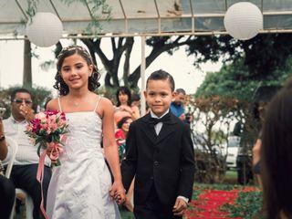 O casamento de Núbia Bento e Hugo Ribeiro 2