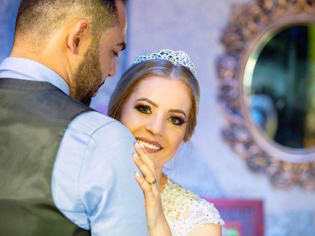 O casamento de Tatiane e Samuel