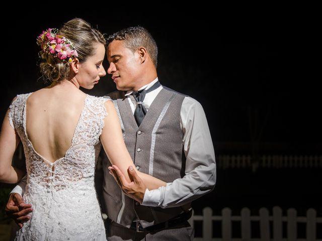 O casamento de Ellen e Wendson