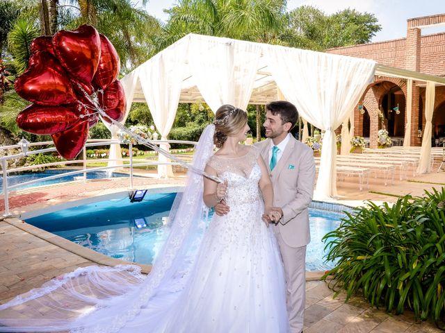 O casamento de Mirella e Leandro