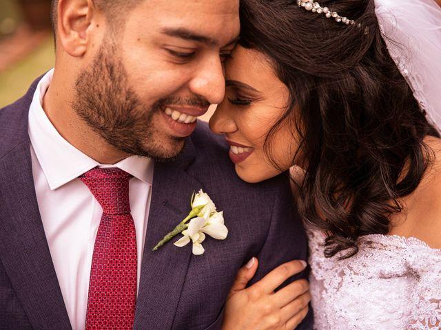 O casamento de Rafael e Kelly