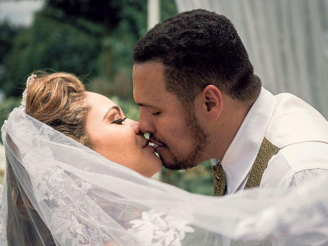 O casamento de Núbia Bento e Hugo Ribeiro