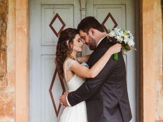 O casamento de Priscila e Daniel