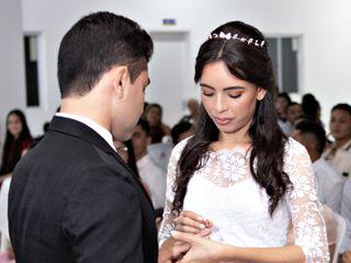 O casamento de Tainá e Laylson 1