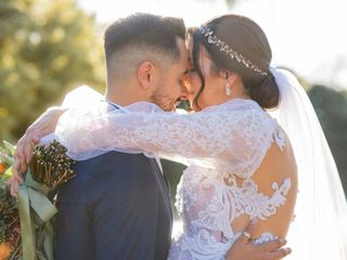 O casamento de Mariana e Thiago