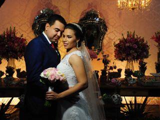 O casamento de Karla  e Francis