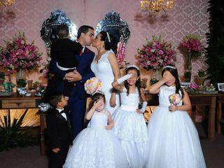 O casamento de Karla  e Francis  3