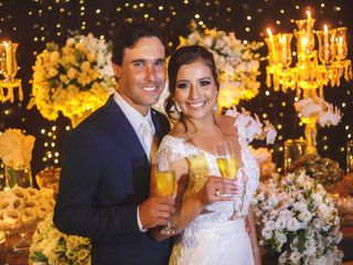 O casamento de Luyana e Bruno