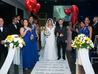 O casamento de Karen  e Israel 2