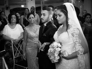 O casamento de Karen  e Israel 3