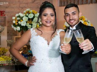 O casamento de Karen  e Israel