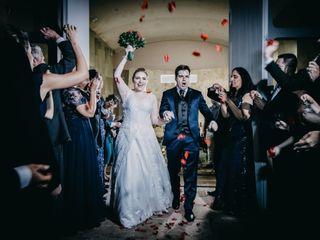 O casamento de Isabel e Rodrigo