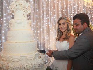 O casamento de Tamires e Fabricio