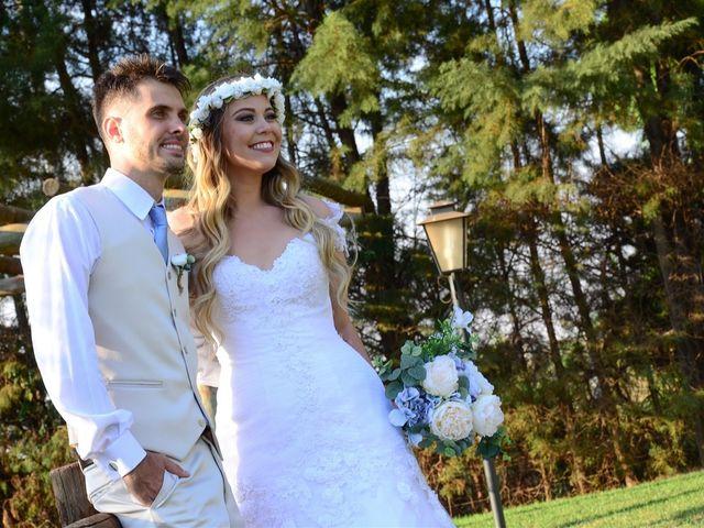 O casamento de Karine e Ricardo