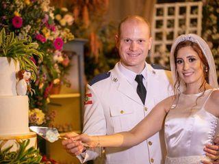 O casamento de Monique e Rubens 1