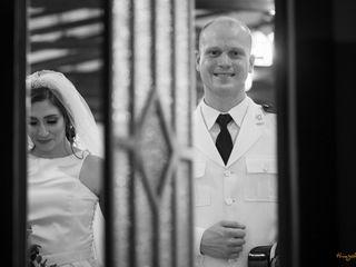 O casamento de Monique e Rubens 3