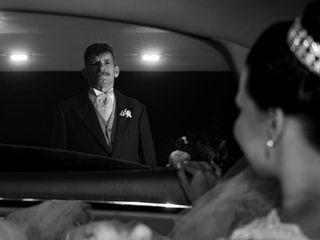O casamento de Viviane e Eduardo 1