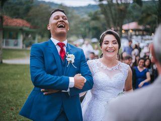 O casamento de Nahara e Juliano