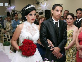 O casamento de Kathelen e Leonardo 3