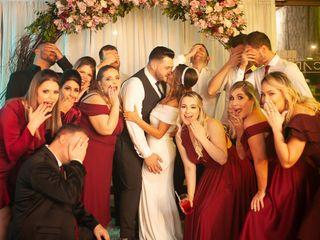 O casamento de Fernanda e Luiz