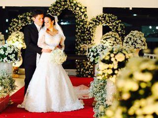 O casamento de Verônica e Thiago