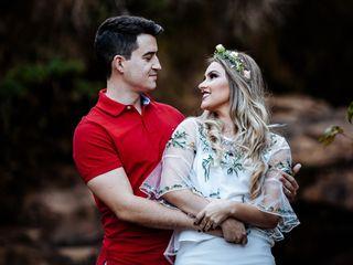O casamento de Rafaella e Samuel 1