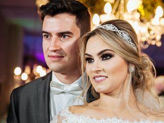 O casamento de Rafaella e Samuel