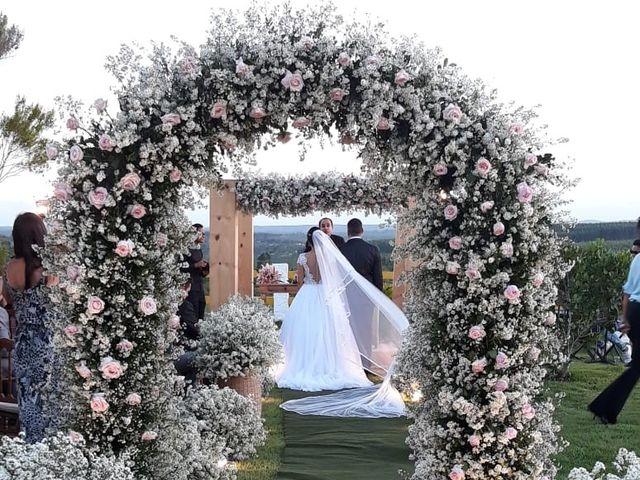 O casamento de Danilo e Emmille em Alagoinhas, Bahia 4