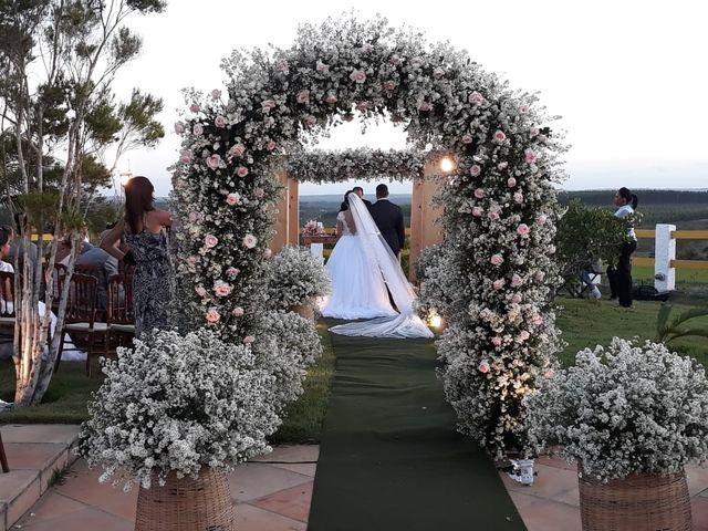 O casamento de Danilo e Emmille em Alagoinhas, Bahia 1