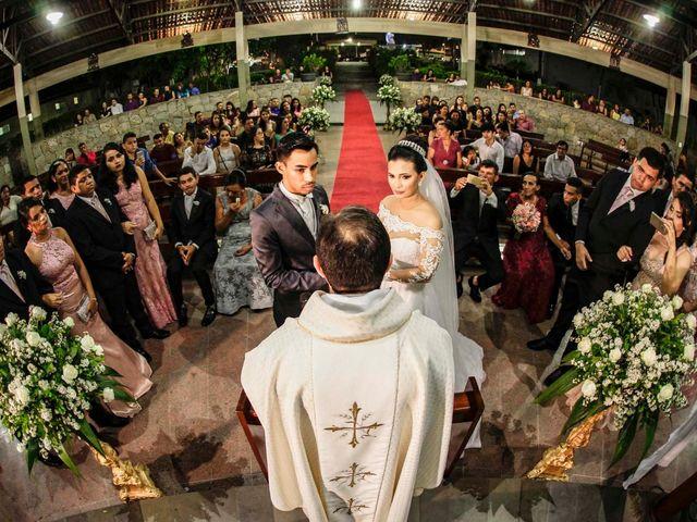 O casamento de Eduardo e Viviane em Fortaleza, Ceará 19
