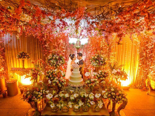 O casamento de Eduardo e Viviane em Fortaleza, Ceará 1
