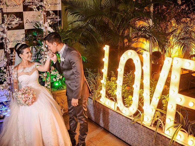 O casamento de Eduardo e Viviane em Fortaleza, Ceará 2