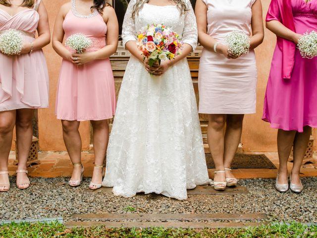 O casamento de Erika e Everton