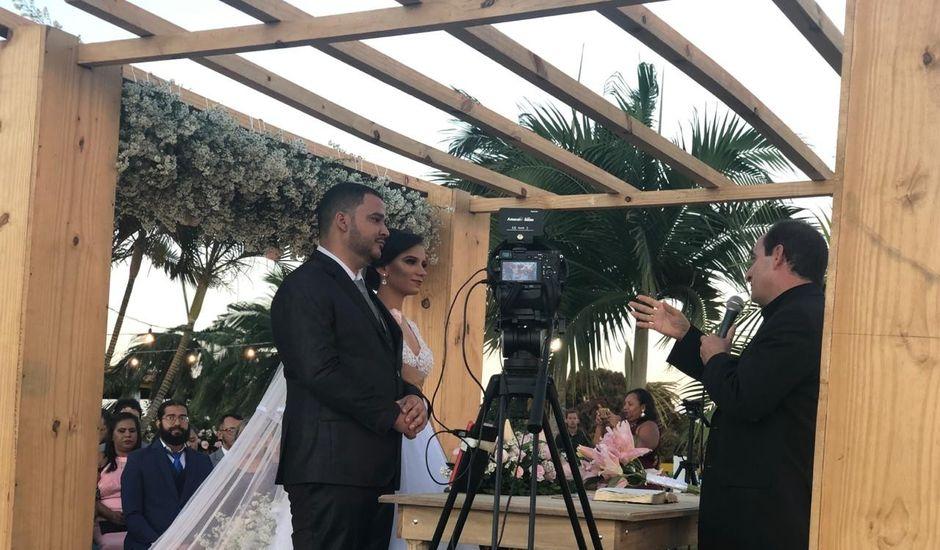 O casamento de Danilo e Emmille em Alagoinhas, Bahia