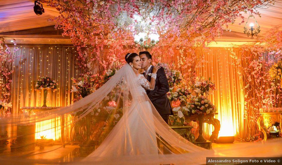O casamento de Eduardo e Viviane em Fortaleza, Ceará
