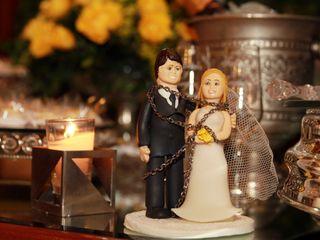 O casamento de Fabíola e Sérgio 2