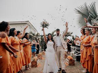 O casamento de Thais e Renato