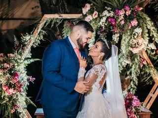 O casamento de Milena e Vitor