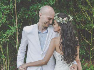 O casamento de Net e Ivan