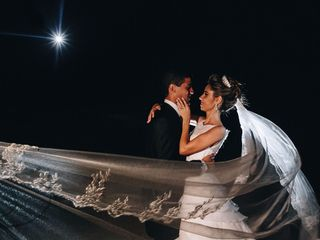 O casamento de Larissa e Bruno