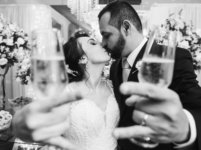 O casamento de Alisson e Andreza em Belo Horizonte, Minas Gerais 14